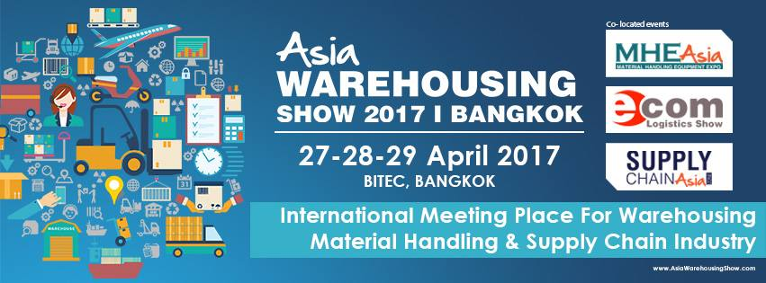 Asia Warehousing Show 2017