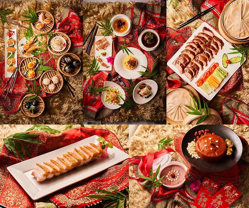 เซ็ทเมนูพิเศษ และบุฟเฟ่ต์ติ่มซำ ฉลองเทศกาลตรุษจีน ณ ห้องอาหารจีนหลิว