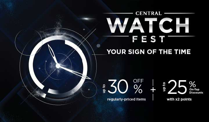 Central Watch Fest 2018 @ Future Park