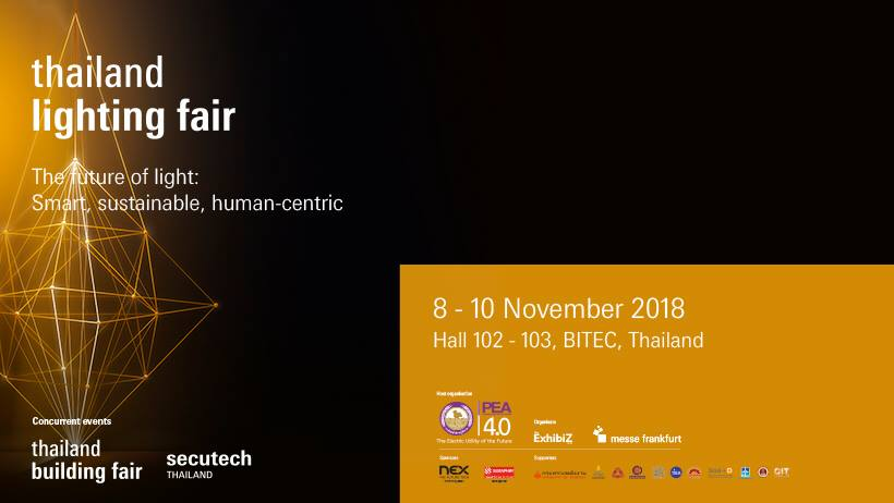 Thailand Lighting Fair 2018 (THLF2018)