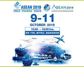ASEAN Cold / Pharma Chain 2019 / Logistics & Warehouse 2019